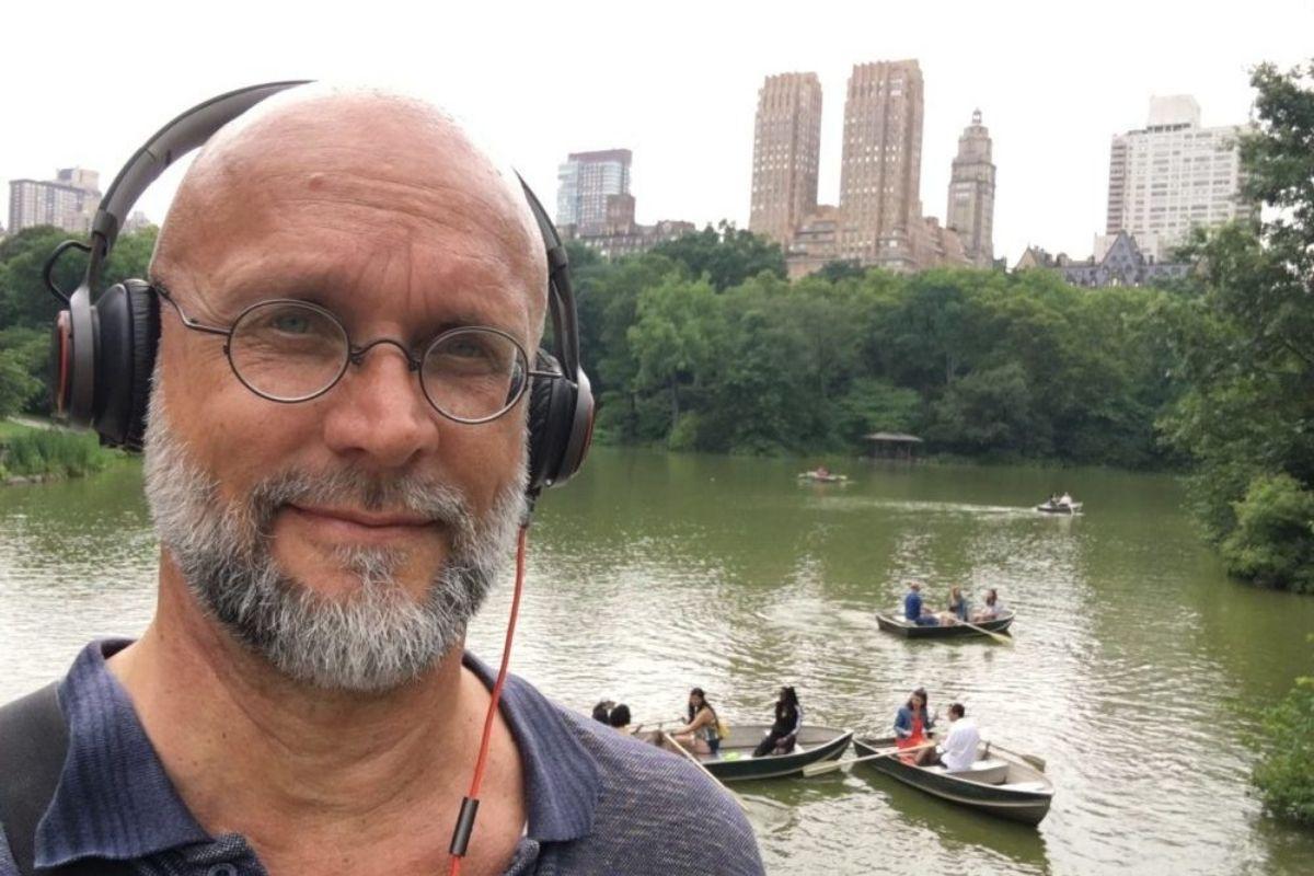 Hverdagspilgrim i New York At vandre med stoejen og indtrykkene