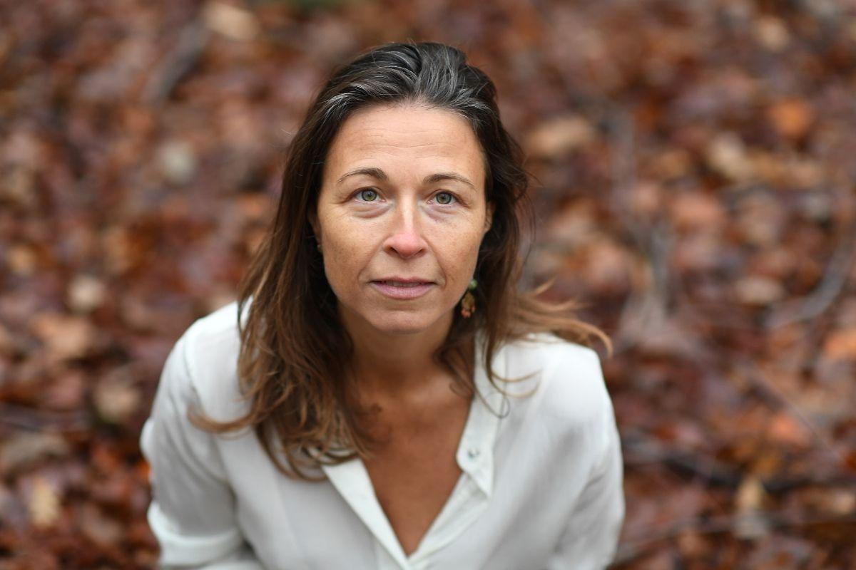 Luise Enevold Livet handler om at opnaa dyb kontakt