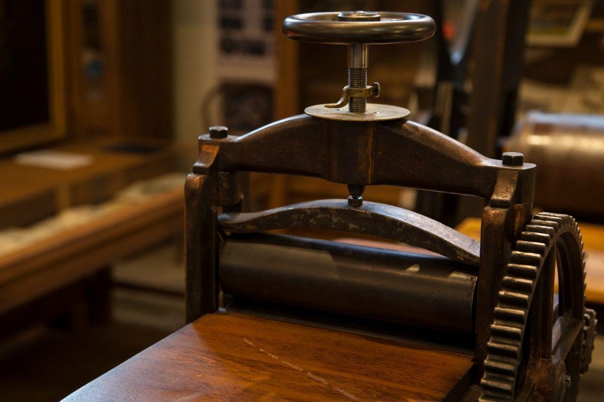 Enneagram type 5 Historien om den oedelagte maskine