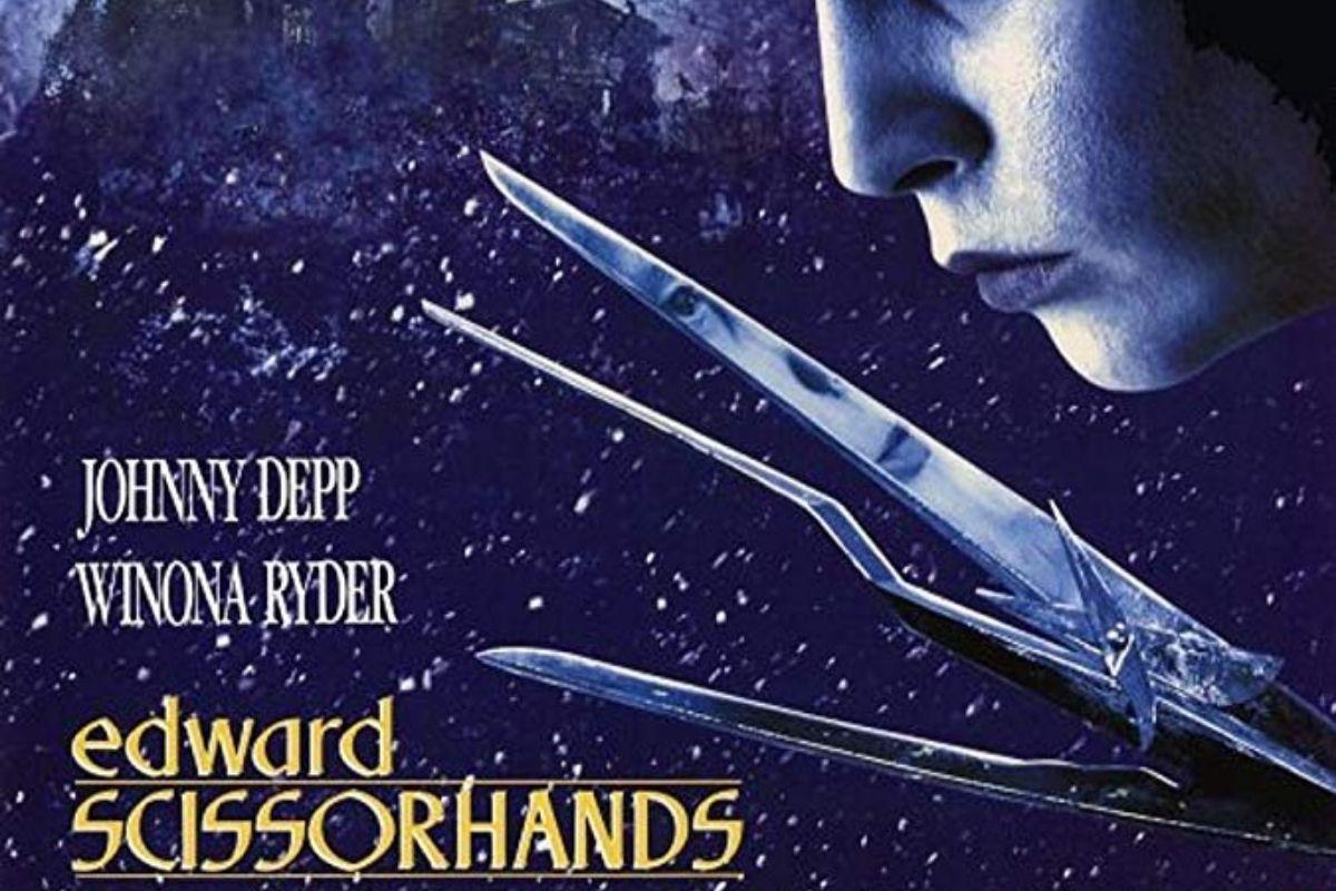 Film Edward Scissorhands Enneagram Type 4