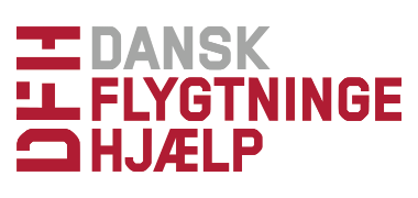 dansk flygtninge hjaelp logo