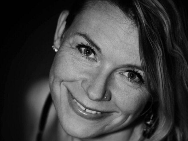 Sara Skaarup Sorgen hjaelper mig til at opholde mig et nyt sted Type 7 interview 009