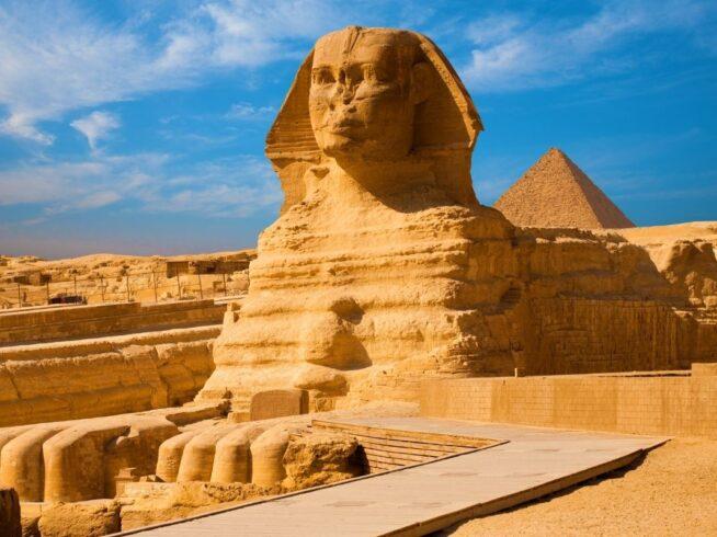 Har Enneagrammet noget at goere med det gamle Egypten