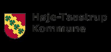 hoeje taastrup kommune logo