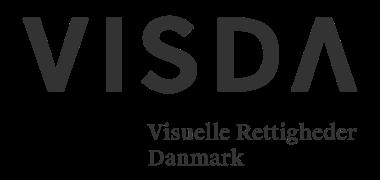 visda visuelle rettigheder danmark logo