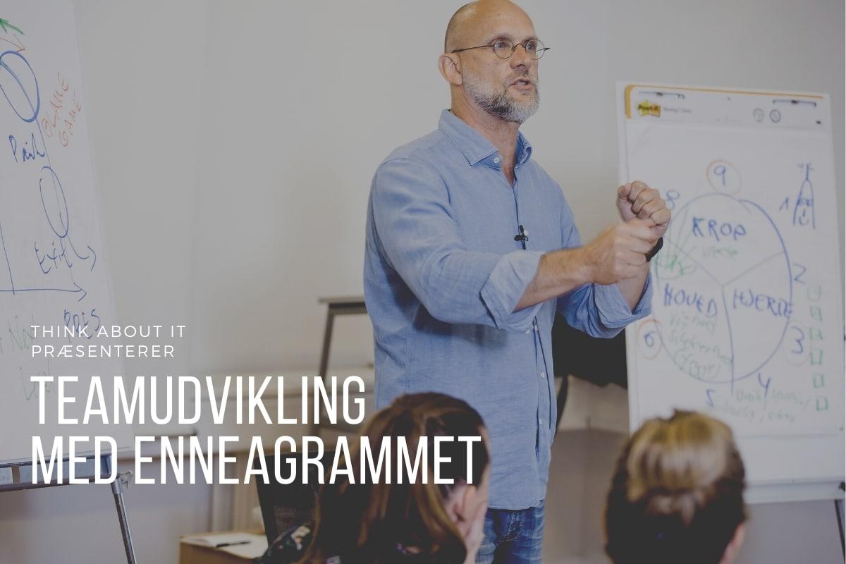 Teamudvikling - med Enneagrammet om omdrejningspunkt